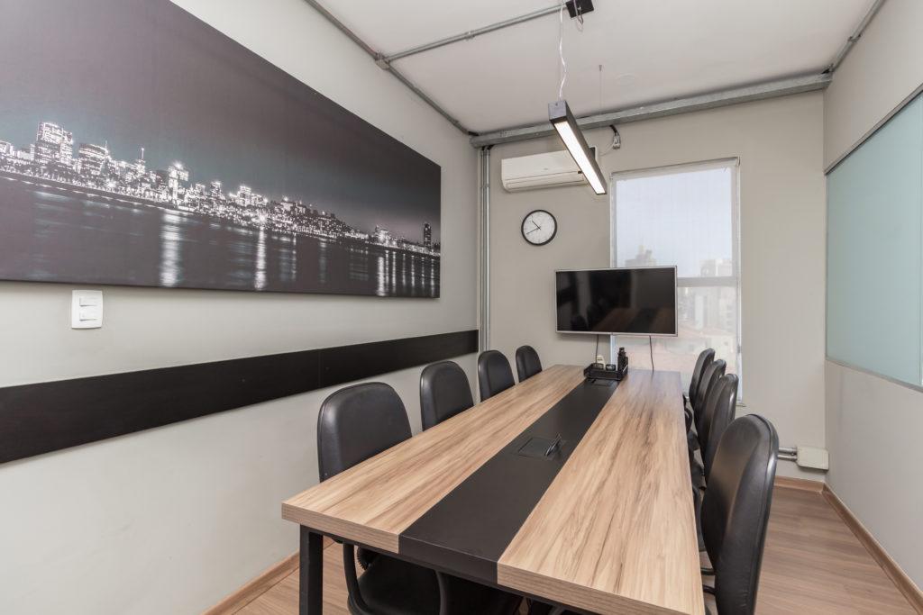 alugar salas de reunião