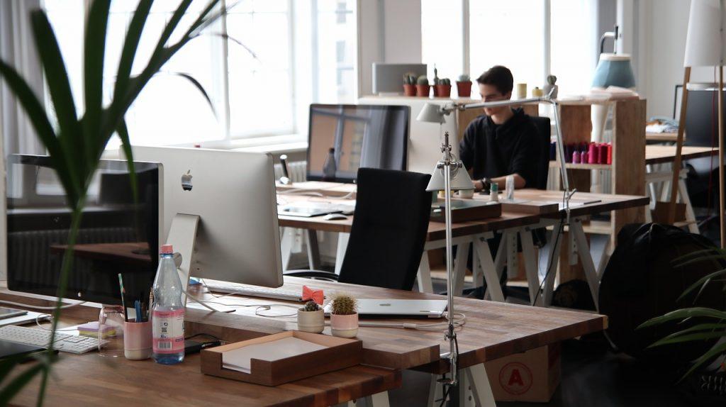 Segmentação dos coworkings
