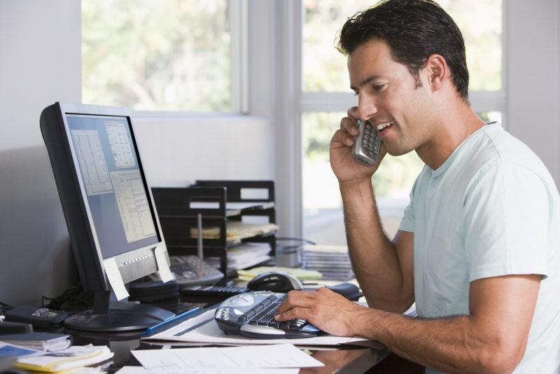 A importância de um telefone fixo para seu negócio