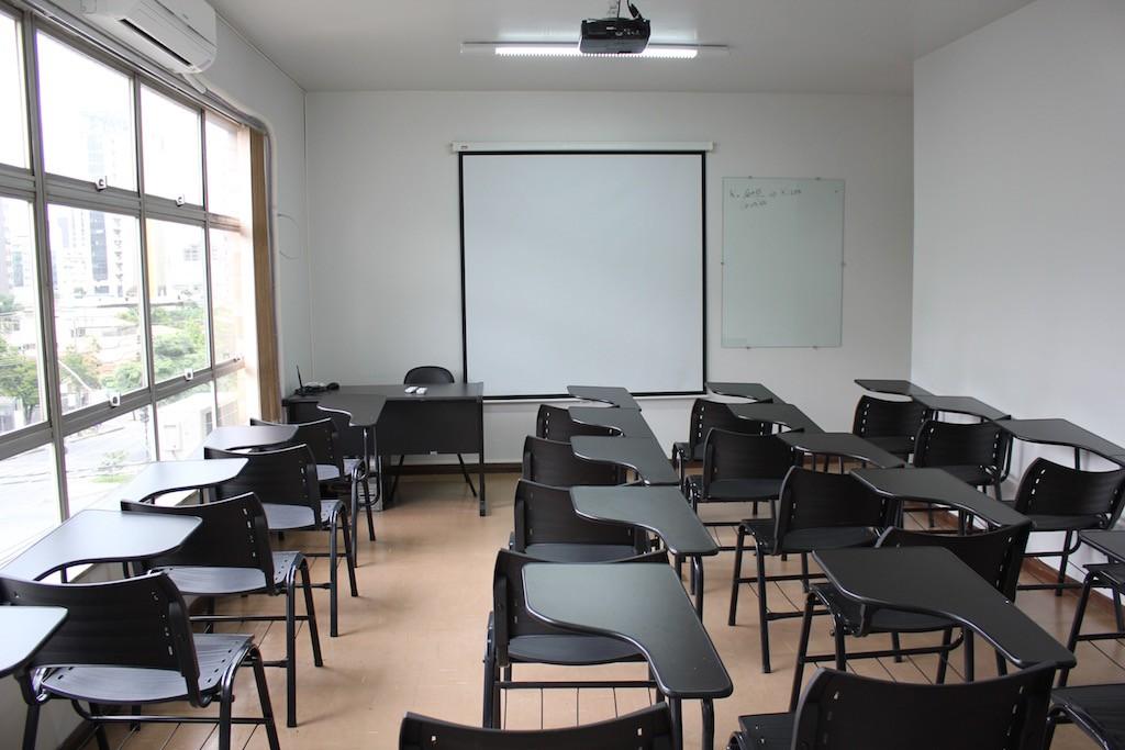 alugar salas de treinamento