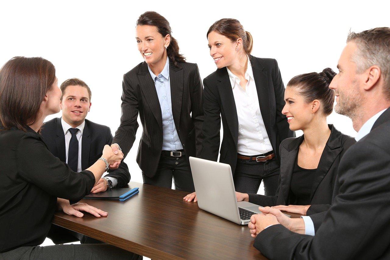 salas de reunião em coworking