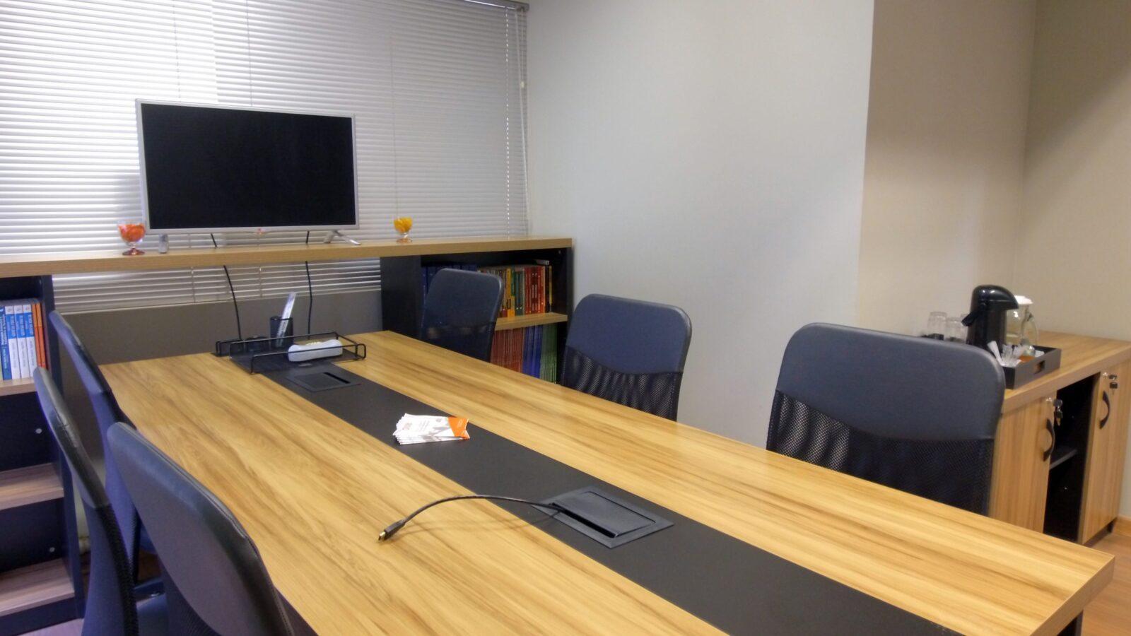 sala de reunião santa efigenia
