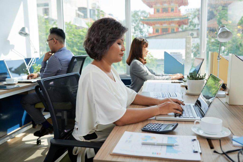 facilities que um espaço coworking oferece
