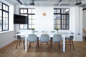 Espaço de um escritório: por que é importante definir isso?