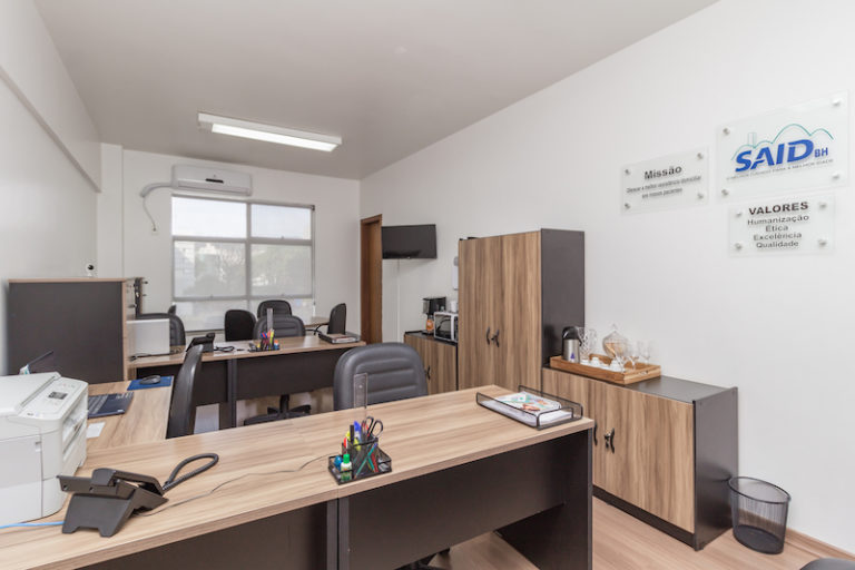 salas privativas desk coworking