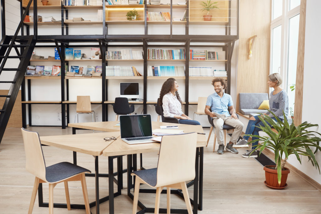Registrar endereço fiscal em coworking